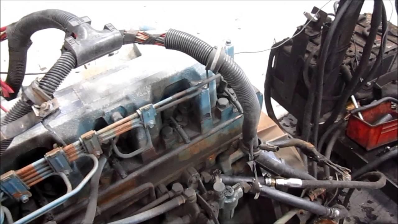 1996 International DT466 Mechanical