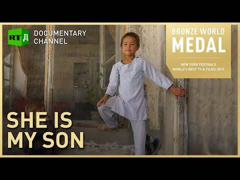 She is My Son: Afghanistan's Bacha Posh, When Girls Become B