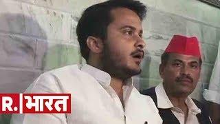 आजम खान के बेटे अब्दुल्लाह का बड़ा आरोप - 'वोटर ID होने पर भी हमें वोट नहीं करने दिया जा रहा'