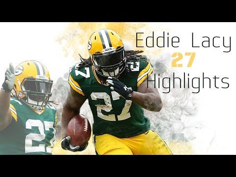 Eddie Lacy | Beast Mode 2.0 | Career Packer Highlights |