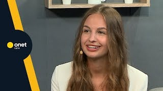 Magda Bereda: YouTube to miejsce, na którym pokazuję swoją pasję | #OnetRanoWIEM