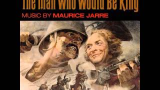 Maurice Jarre - The Man Who Would Be King - Dravot's Farewell