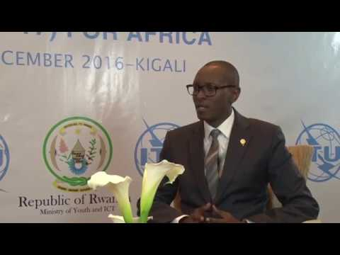 ITU INTERVIEWS: Patrick Nyirishema, Director General, Rwanda Utilities Regulatory Authority (RURA)