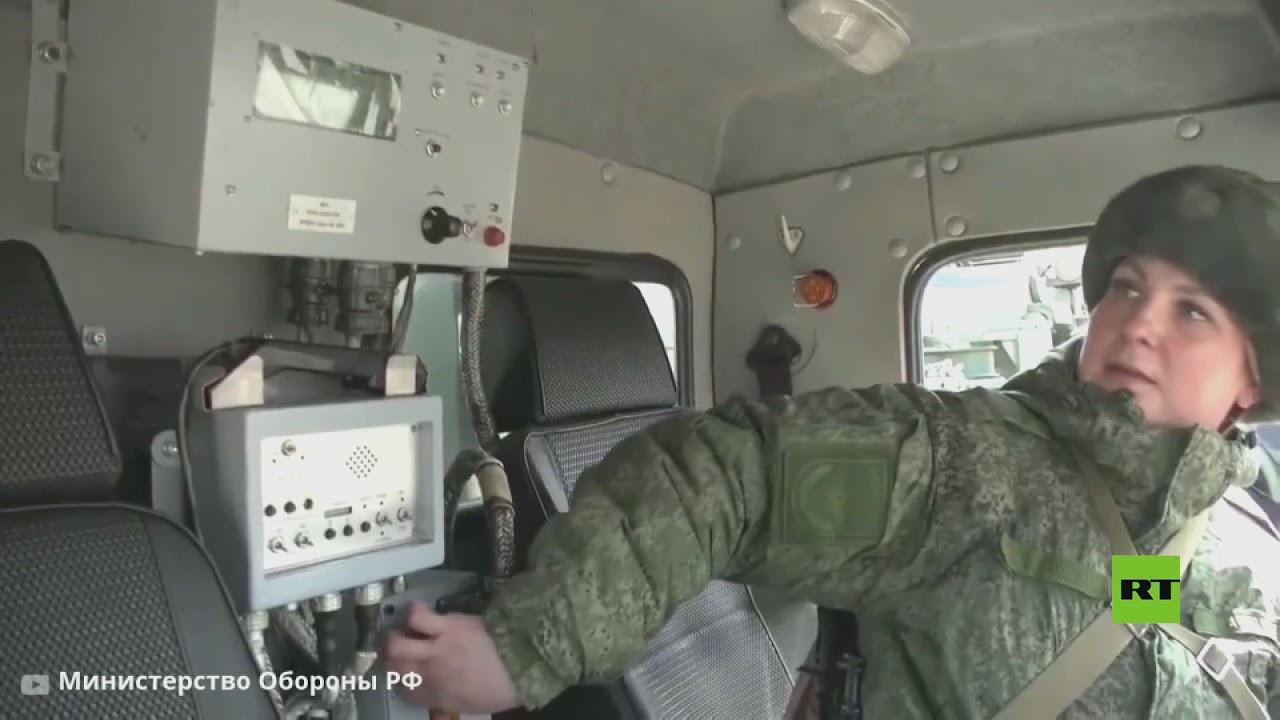 النساء الروسيات في صفوف قوات الإشارة  - نشر قبل 4 ساعة