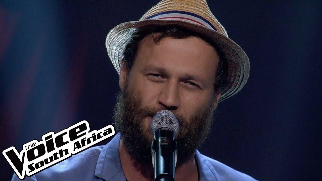 Dawie - One | Blind Audition | The Voice SA Season 2 ...