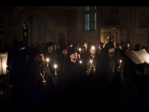 Таинство монашества / The Sacrament of a Monastic Tonsure