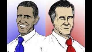 Cartoon: Die Unentschlossenen Wähler