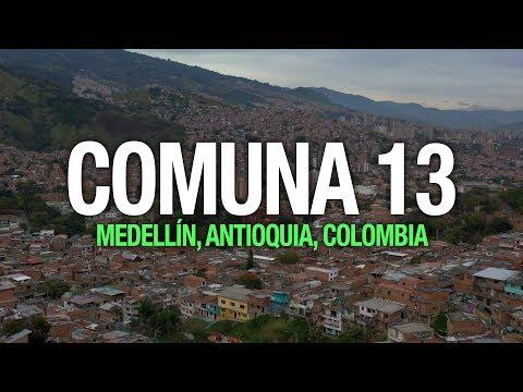 Impresionante Comuna 13 En Medellín, Colombia - Nos Vamos De Paseo