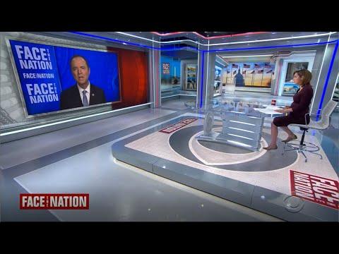 Rep. Schiff on CBS Face The Nation: Trump Should Never Receive Another Intelligence Briefing