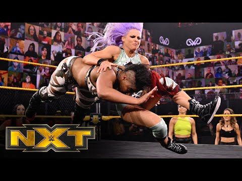 Ember Moon vs. Candice LeRae: WWE NXT, Nov. 25, 2020