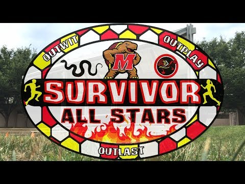 """Survivor Maryland: All-Stars Episode 1 -- """"There Can Only Be One"""""""
