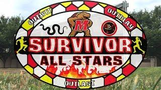 Survivor Maryland: All-Stars Episode 1 --