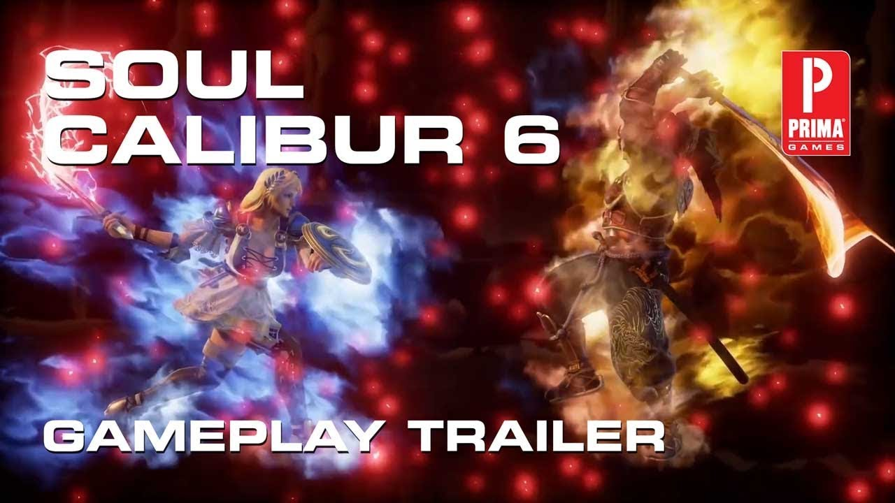 Soul Calibur 6 Details and Information   News   Prima Games