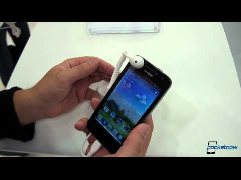 Huawei IFA 2012 Phone and Tablet Tour: MediaPad 10FHD, MediaPad 7, Ascend G600, Ascend G330