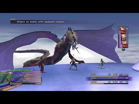 [Random Plays] FINAL FANTASY X/X-2 HD Remaster #1
