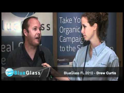 Drew Curtis interview BlueGlass FL 2010