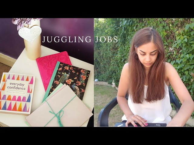 HOW TO JUGGLE JOBS AS A FREELANCER | TIPS | SUBIKA ANWAR-KHAN
