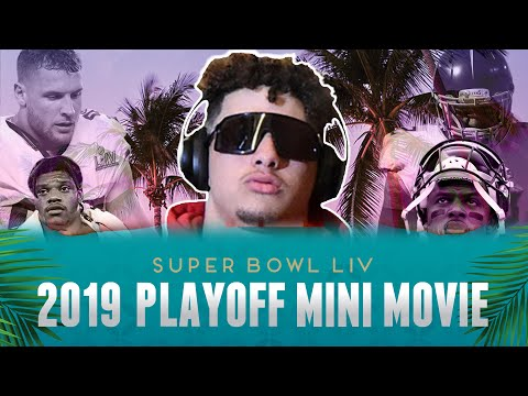 2019 Playoffs NFL Mini Movie: From the Titans Improbable Run to Mahomes Magic!