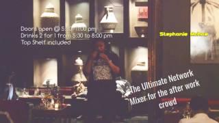 Drink Eat laugh Comedy Show: Stephanie McRae