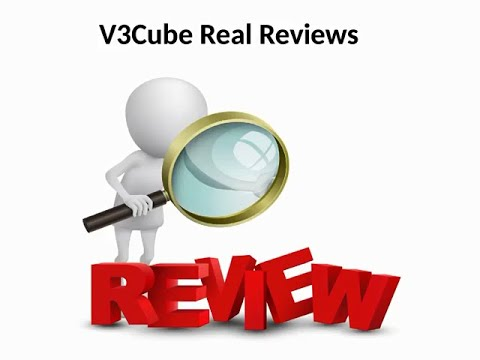 V3CUBE.COM Reviews with Great Reputation Score