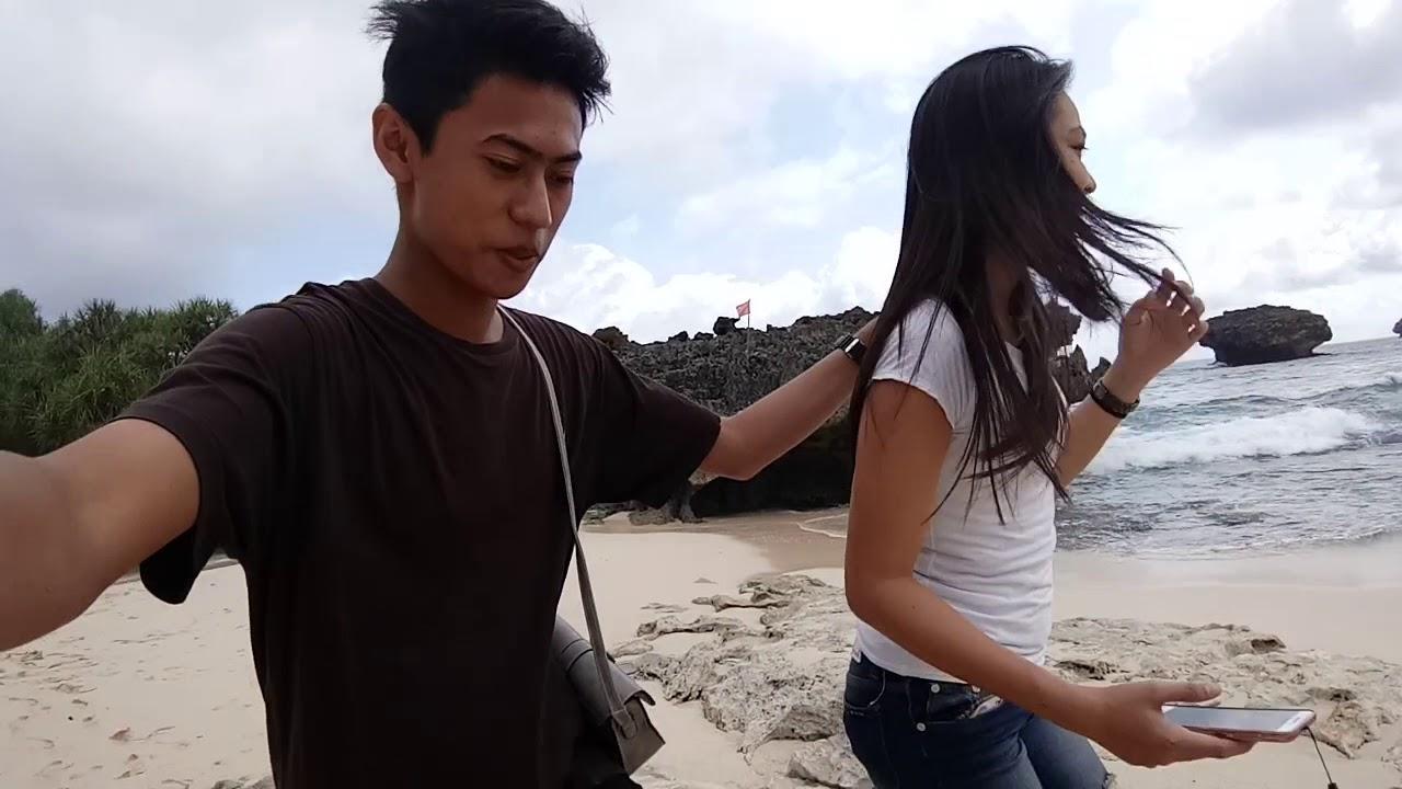 piknik sama pacar pantai srau pacitan youtube rh youtube com