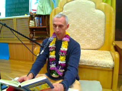 Шримад Бхагаватам 3.29.42 - Дамодара пандит прабху