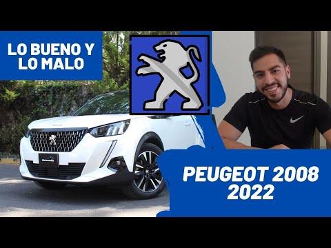 Peugeot 2008 2022 - Lo BUENO Y Lo MALO | Daniel Chavarría