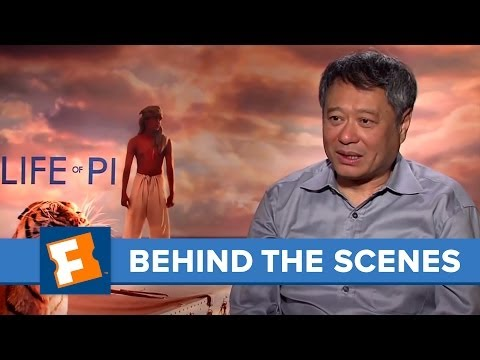 Ang Lee & James Cameron: 3D Film-making &LIFE OF PI | Behind The Scenes | FandangoMovies