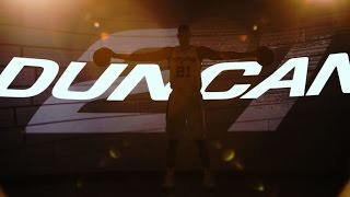 San Antonio Spurs 2015-2016 Opening Intro