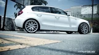 MyRide - BMW 120i com rodas aro 20