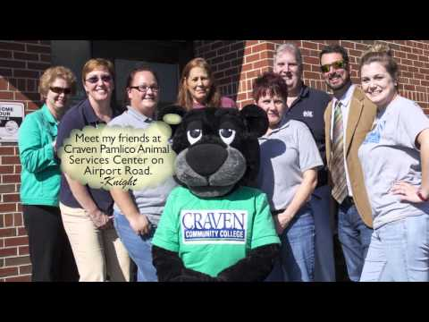 Craven CC Phi Theta Kappa Pet Food & Supply Drive