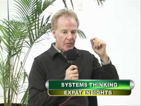 Systems Thinking with Peter Senge & Raju Mandhyan on ExPat InSights