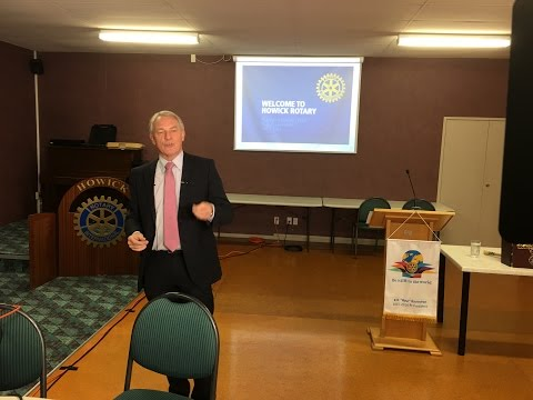 Mayoral candidate Phil Goff