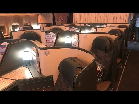 Flight Report PVG-TPE China Airlines Business Class Boeing 777-300 (Shanghai to Taipei)