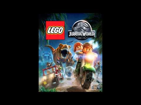 LEGO Jurassic World Music - Jurassic Park 1 Hub Theme