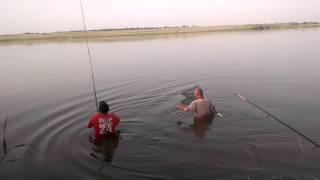 19 июня 2016 троица на ударнике(4)(Наша с Юриком рыбалка., 2016-06-19T18:01:13.000Z)