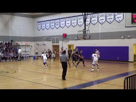 Marathon Boys BBall @ Union Springs (Video 4 of 4) 1-25-18