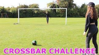 CROSSBAR CHALLENGE WITH MY GIRLFRIEND