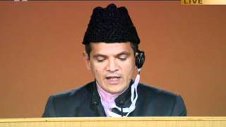 Spanish/Urdu: Imam Ali Reza, First Person to Accept Islam Ahmadiyya in Columbia