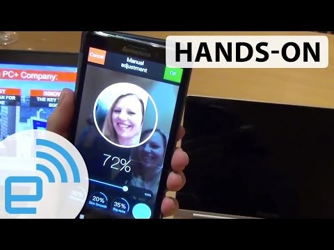Lenovo DOit App Suite Hands-on | Engadget At MWC 2014