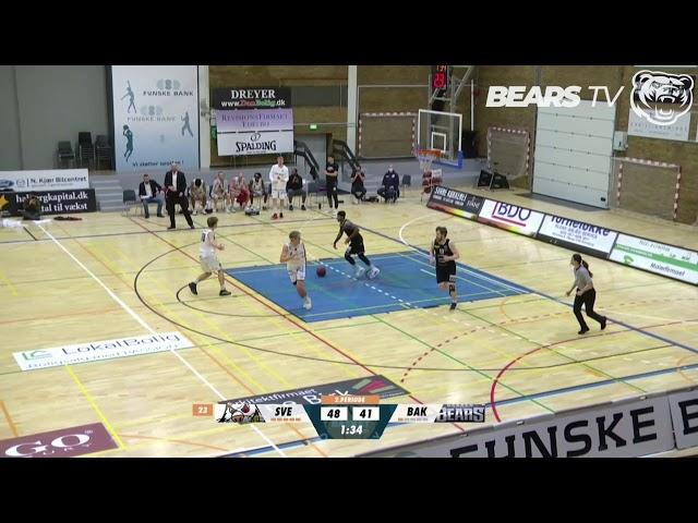 Svendborg Rabbits v Bakken Bears - Highlights | Basketligaen 2020/21