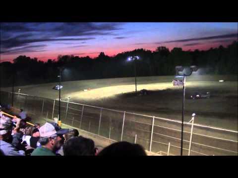 Butler Motor Speedway Street Stock Heat #1 8/22/15