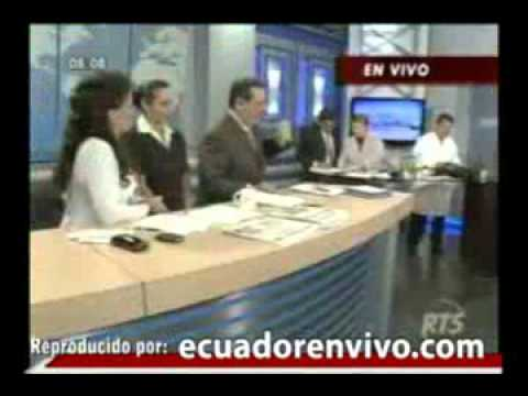 Escandalo Hugo Gavilanez Carla Sala Vito Munoz Y Doctor Youtube