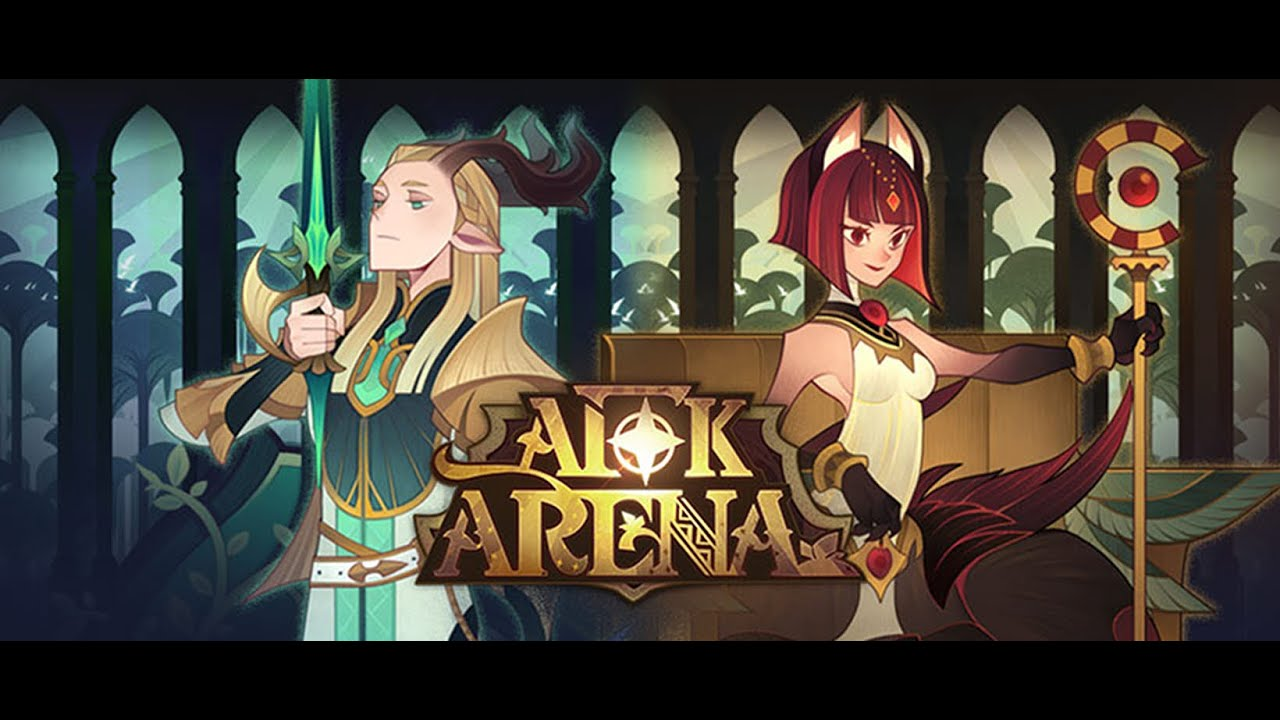 AFK Arena iOS/Android Gameplay - YouTube