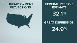 Federal Reserve: Unemployment rate could get worse