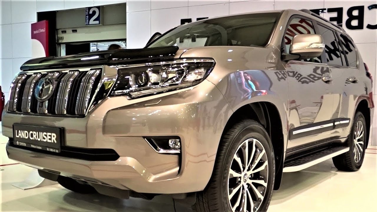 2020 Toyota Land Cruiser Diesel Redesign and Concept