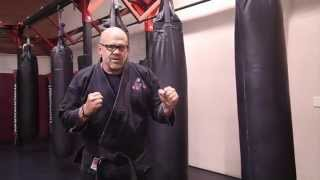The Pit Martial Arts: John Hackleman Right Hooks