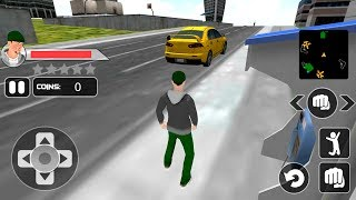 Grand Crime Auto Theft Miami City Mafia Gangster (by Super Mobile Games) Android Gameplay [HD]