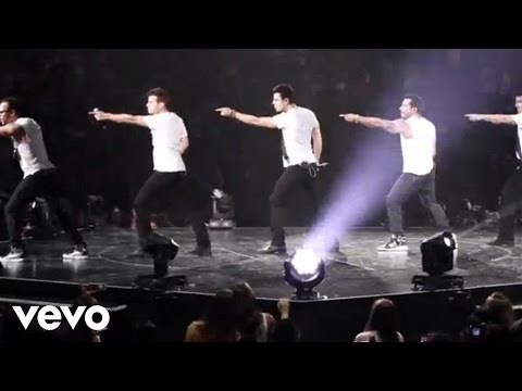 New Kids On The Block - The Whisper