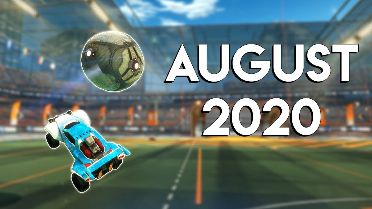 Best of August 2020 - Rocket League Highlights (Best Plays and Funny Moments)